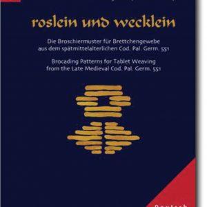 book cover: roslein und wecklein